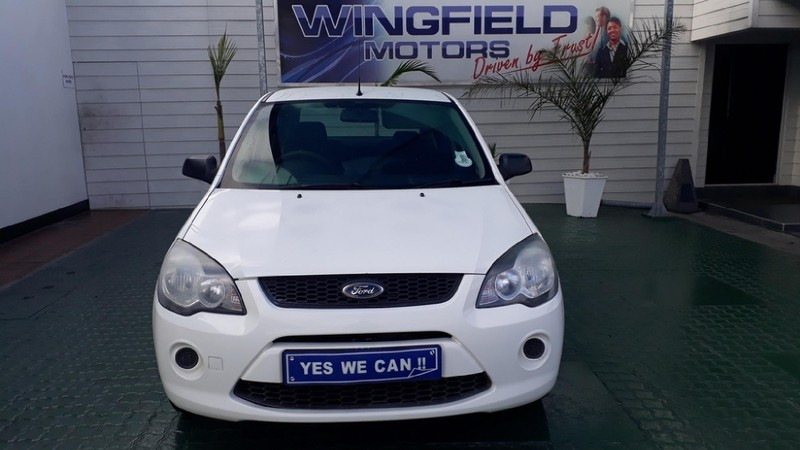 2014 Ford Ikon 1.6 Ambiente Western Cape Cape Town_0