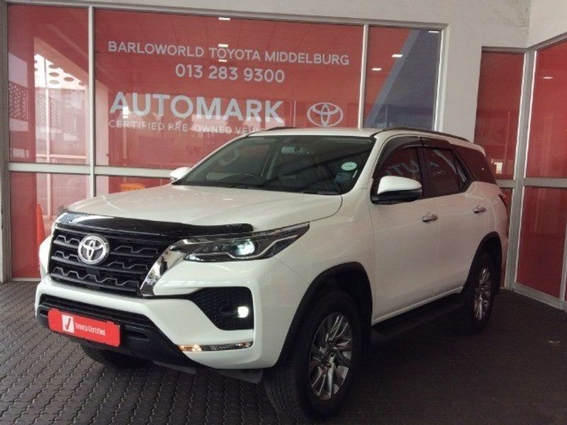 2021 Toyota Fortuner 2.8GD-6 4x4 Auto Mpumalanga Middelburg_0