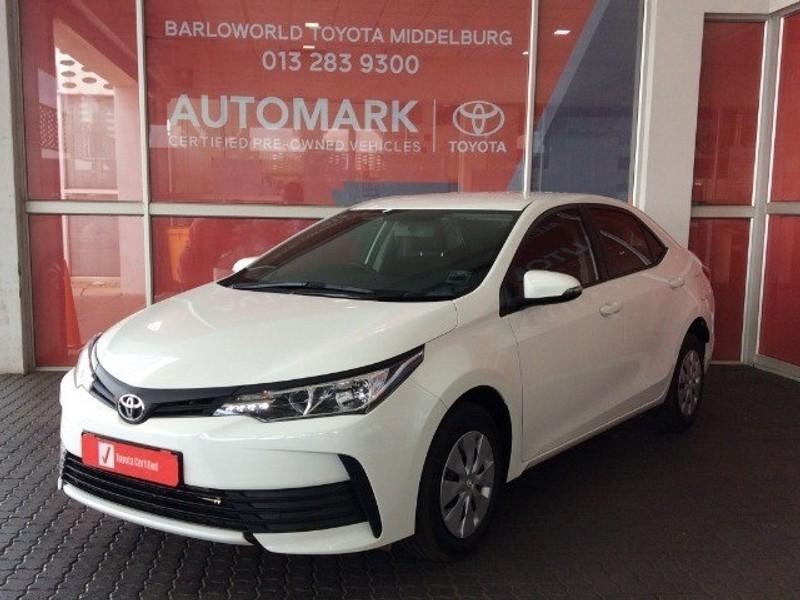 2021 Toyota Corolla Quest 1.8 Mpumalanga Middelburg_0
