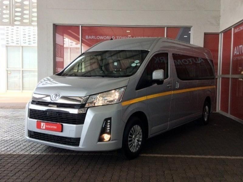 2021 Toyota Quantum 2.8 GL 14 Seat Mpumalanga Middelburg_0