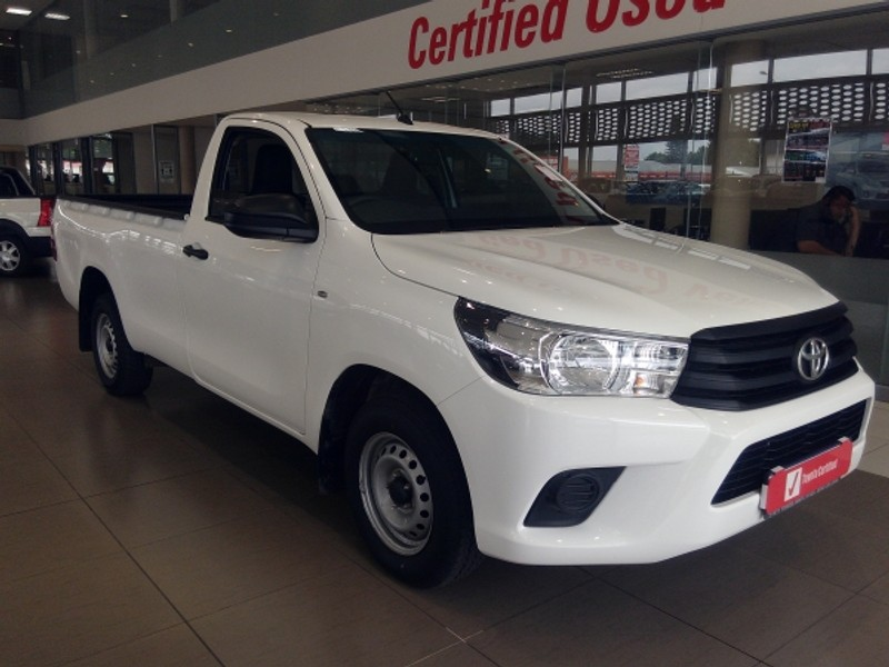 2017 Toyota Hilux 2.4 GD AC Single Cab Bakkie Limpopo Mokopane_0