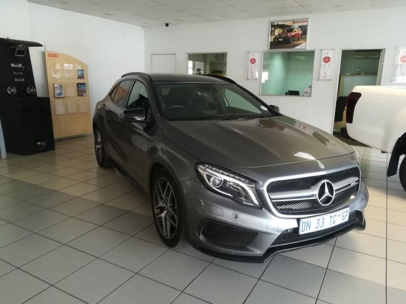 2015 Mercedes-Benz GLA 45 AMG Gauteng Westonaria_0