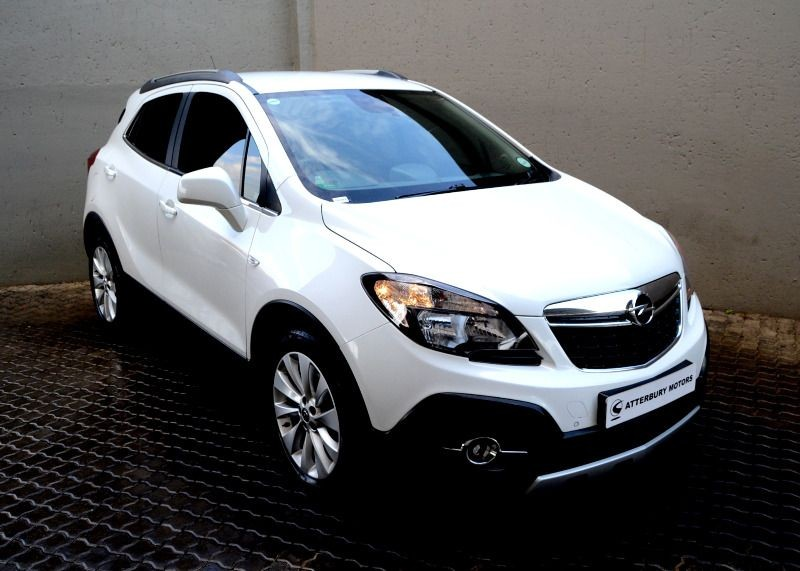2016 Opel Mokka X 1.4T Cosmo Auto Gauteng Pretoria_0