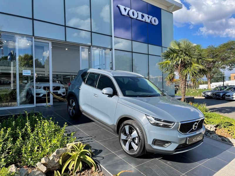 2021 Volvo XC40 D4 Momentum AWD Gauteng Midrand_0
