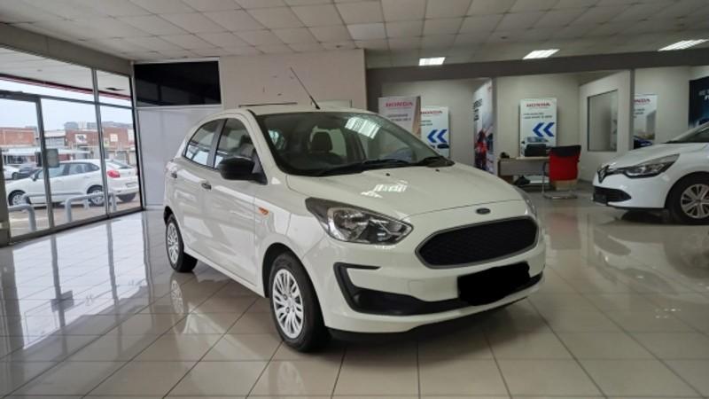 2020 Ford Figo 1.5Ti VCT Ambiente Kwazulu Natal Newcastle_0