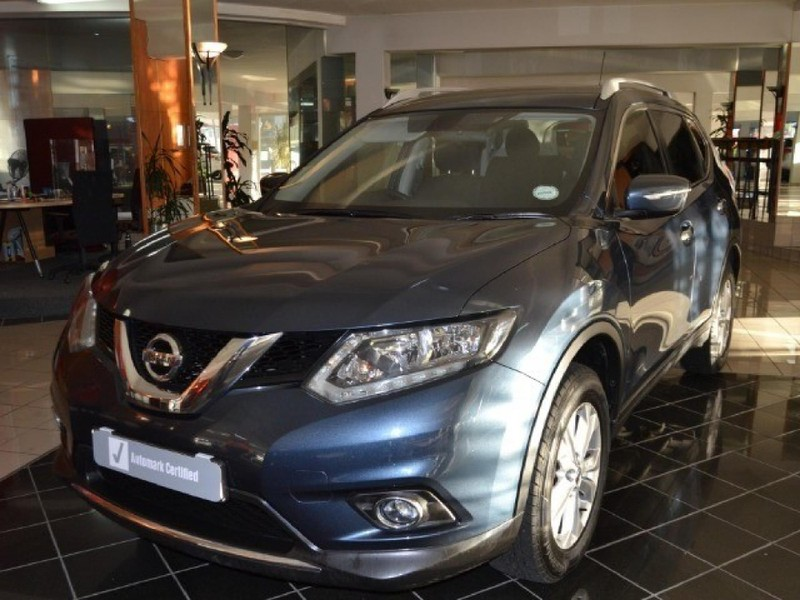 2015 Nissan X-Trail 1.6dCi SE 4X4 T32 Western Cape Tygervalley_0