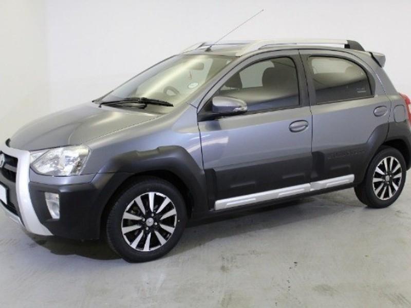 2015 Toyota Etios Cross 1.5 Xs 5Dr Western Cape Bellville_0