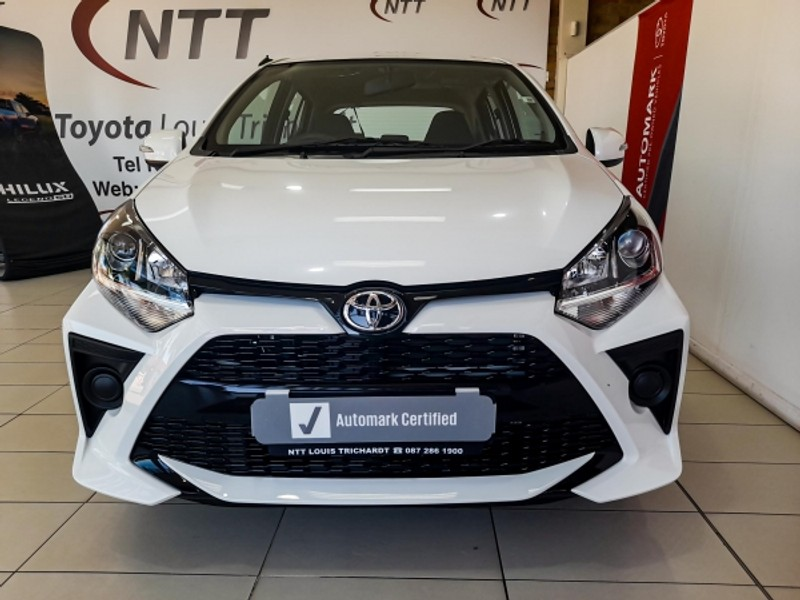 2021 Toyota Agya 1.0 Limpopo Louis Trichardt_0