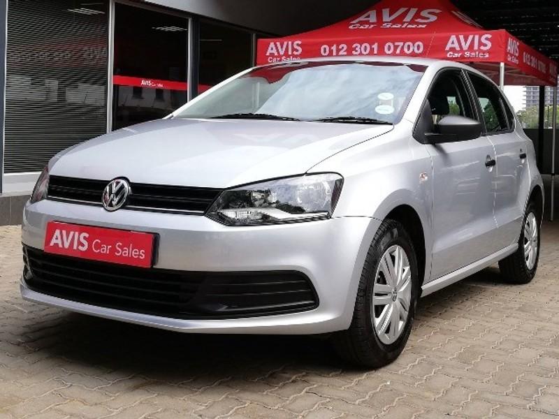 2020 Volkswagen Polo Vivo 1.4 Trendline 5-Door Gauteng Pretoria_0