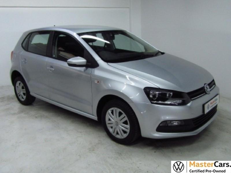 2021 Volkswagen Polo Vivo 1.4 Comfortline 5-Door Gauteng Sandton_0