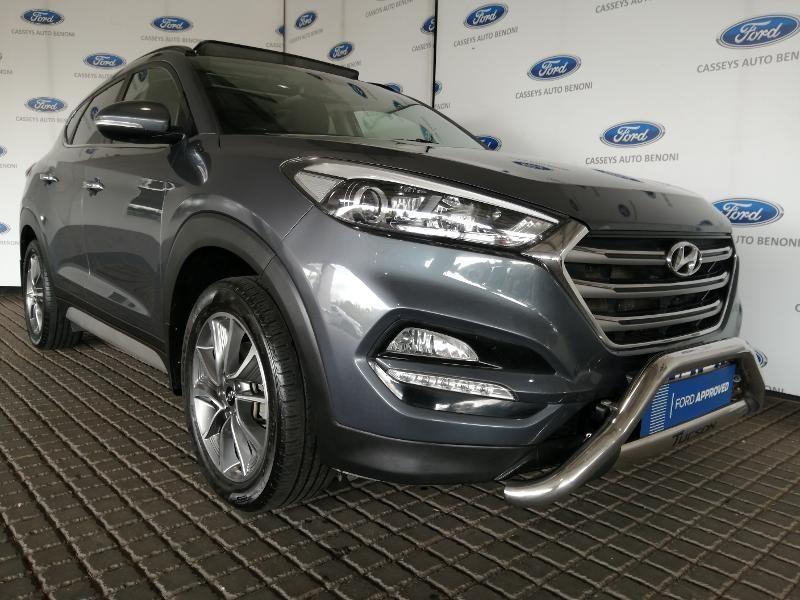 2018 Hyundai Tucson 2.0 Elite Auto Gauteng Johannesburg_0