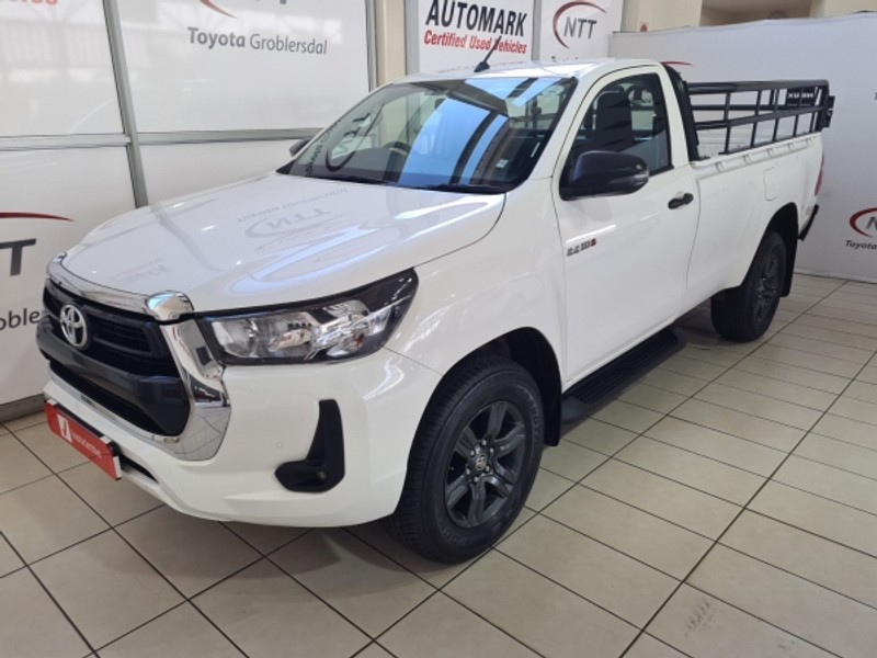 2021 Toyota Hilux 2.4 GD-6 RB Raider Single Cab Bakkie Limpopo Groblersdal_0