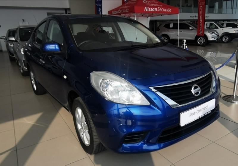 2013 Nissan Almera 1.5 Acenta Mpumalanga Secunda_0