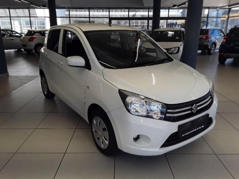 2015 Suzuki Celerio 1.0 GL Auto Free State Bloemfontein_0