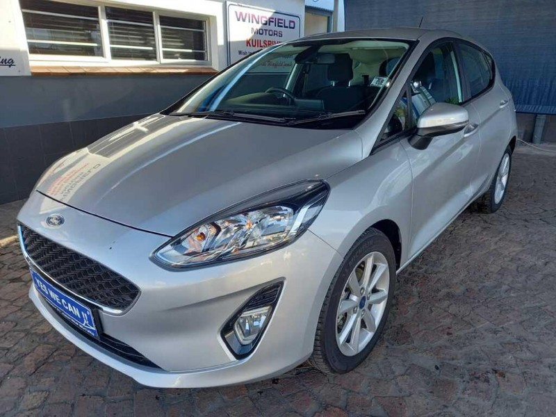 2020 Ford Fiesta 1.0 EcoBoost Trend 5-dr Western Cape Kuils River_0