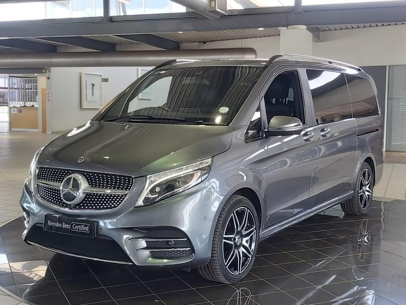 2019 Mercedes-Benz V-Class V250d  Avantgarde Auto Western Cape Cape Town_0