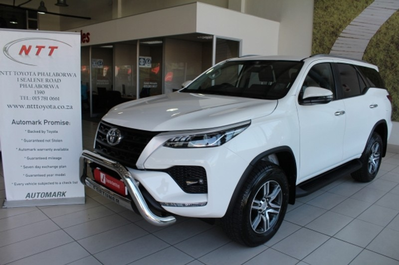 2021 Toyota Fortuner 2.4GD-6 RB Limpopo Phalaborwa_0