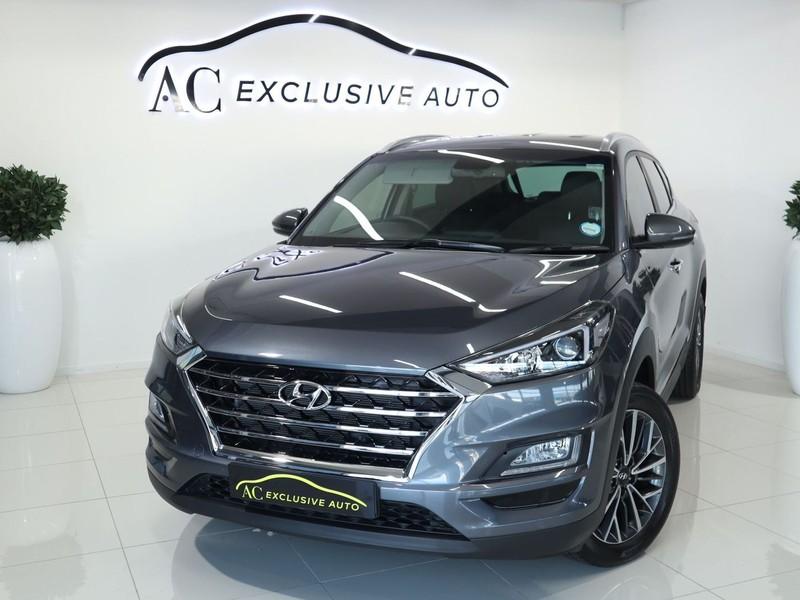 2019 Hyundai Tucson 2.0 Executive Auto Western Cape Parow_0