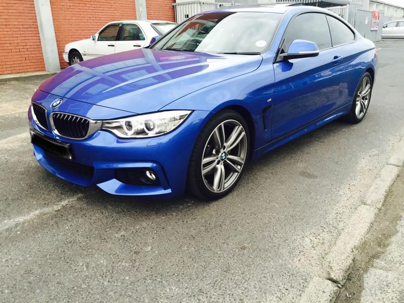 2014 BMW 4 Series 428i Coupe M Sport Auto Western Cape Parow_0