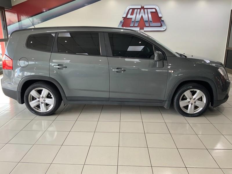 2012 Chevrolet Orlando 1.8ls  Mpumalanga Middelburg_0