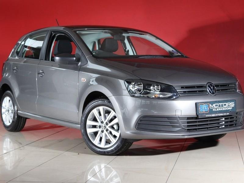 2021 Volkswagen Polo Vivo 1.4 Trendline 5-Door North West Province Klerksdorp_0