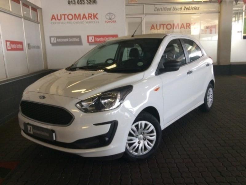 2020 Ford Figo 1.5Ti VCT Ambiente 5-Door Mpumalanga Witbank_0