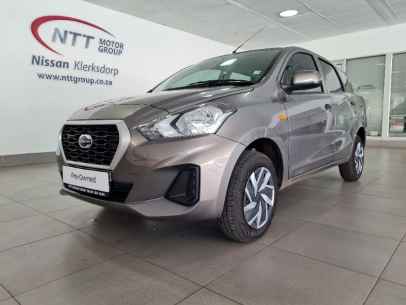 2021 Datsun Go 1.2 Mid 7-seat North West Province Klerksdorp_0