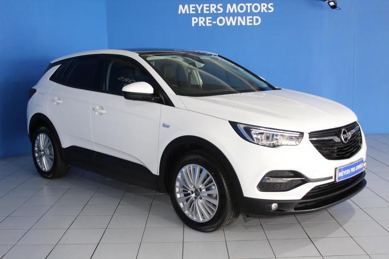 2020 Opel Grandland X 1.6T Enjoy Auto Eastern Cape East London_0