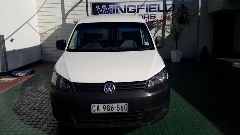 2014 Volkswagen Caddy 1.6i 81kW Panel Van Western Cape Cape Town_0
