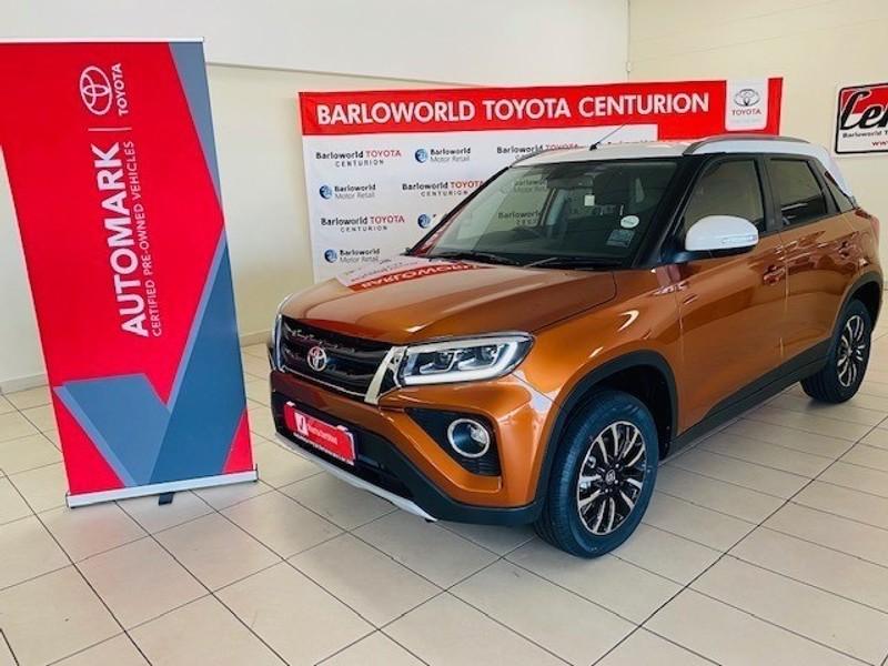 2021 Toyota Urban Cruiser 1.5XR Gauteng Centurion_0
