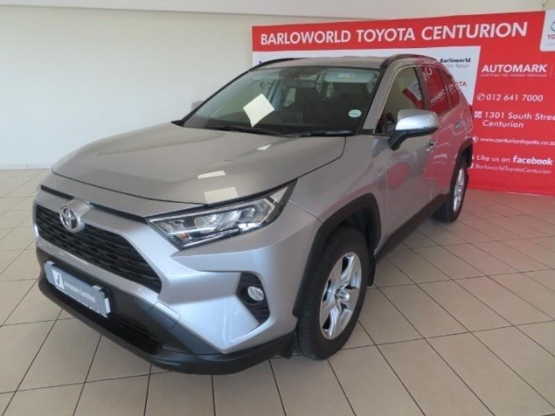 2021 Toyota RAV4 2.0 GX CVT Gauteng Centurion_0