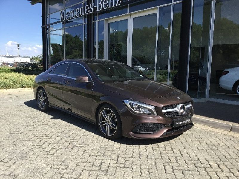 2018 Mercedes-Benz CLA-Class 200 AMG Auto Free State Welkom_0