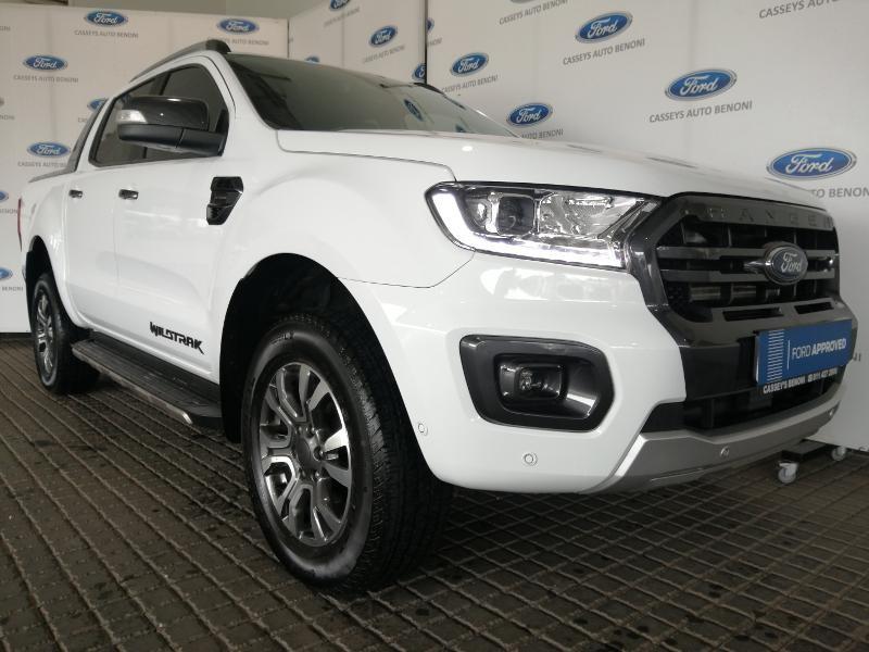 2021 Ford Ranger 2.0TDCi Wildtrak Auto Double Cab Bakkie Gauteng Johannesburg_0