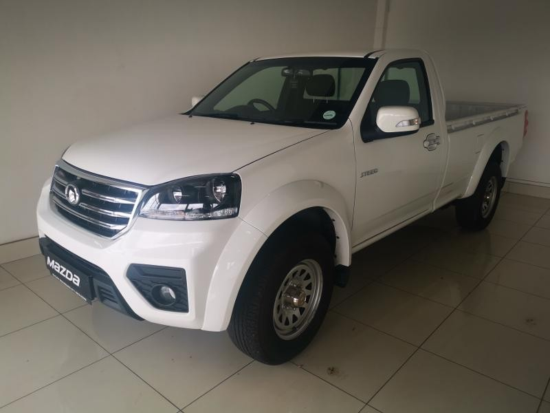 2021 GWM Steed 5 2.0 WGT SV Single Cab Bakkie Gauteng Boksburg_0