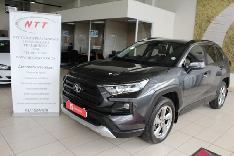 2020 Toyota RAV4 2.0 GX-R CVT AWD Limpopo Phalaborwa_0