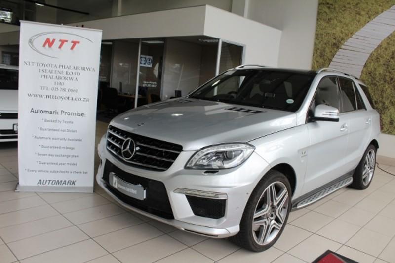 2014 Mercedes-Benz ML Ml 63 Amg  Limpopo Phalaborwa_0