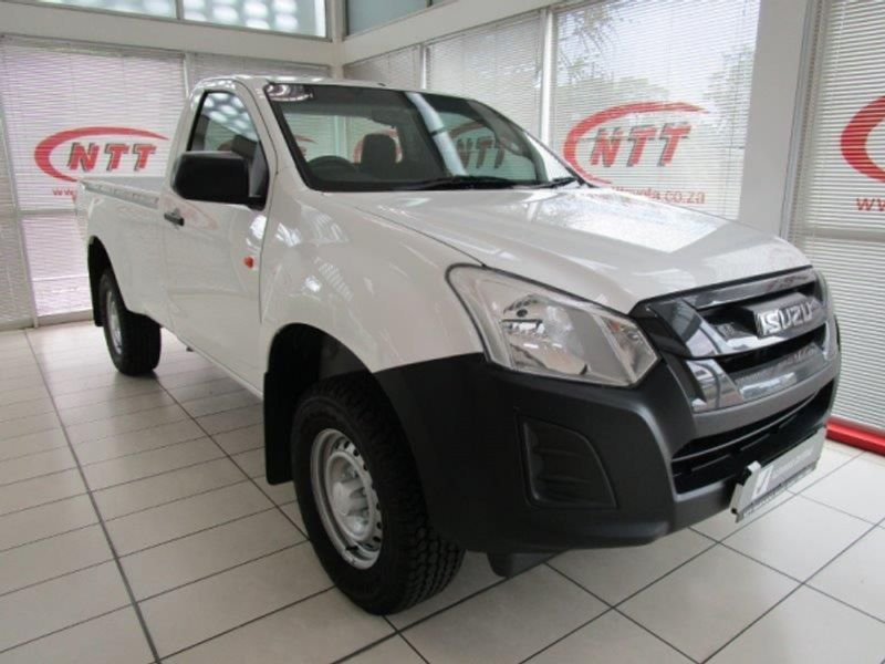 2021 Isuzu D-Max 250 HO Fleetside Safety Single Cab Bakkie Mpumalanga Hazyview_0