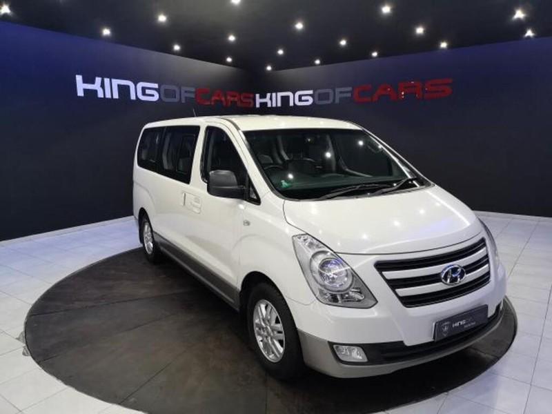 2018 Hyundai H-1 Gls 2.4 Cvvt Wagon  Gauteng Boksburg_0