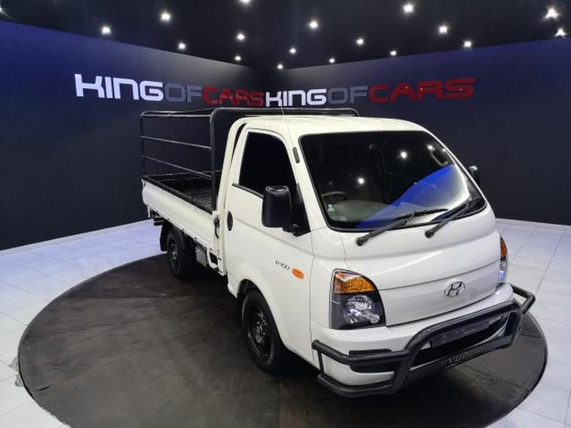 2020 Hyundai H100 Bakkie 2.6D Dropside Gauteng Boksburg_0