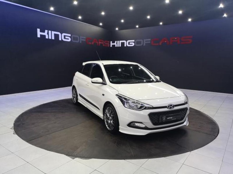 2016 Hyundai i20 1.4 N Series Gauteng Boksburg_0