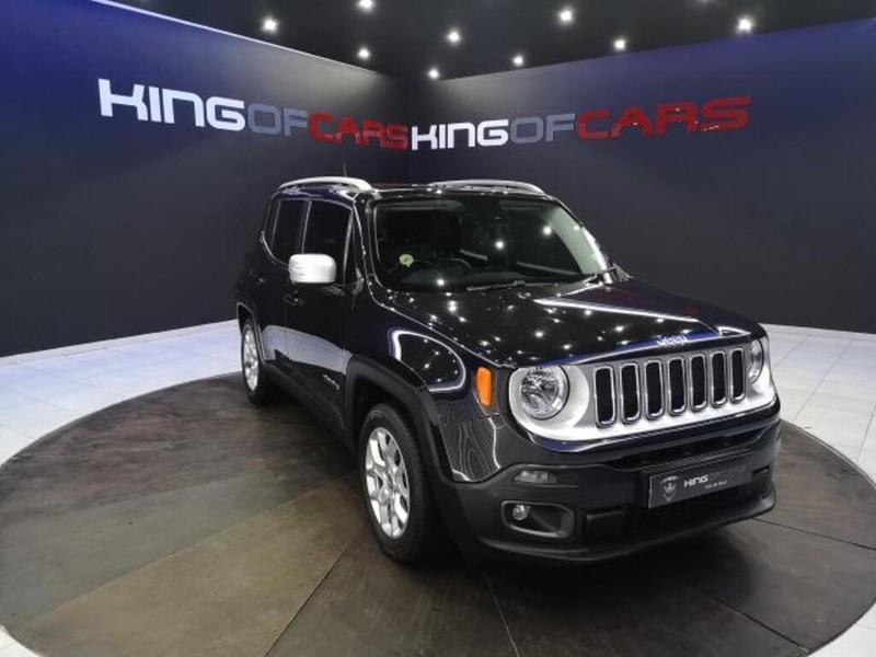 2016 Jeep Renegade 1.4 Tjet LTD Gauteng Boksburg_0