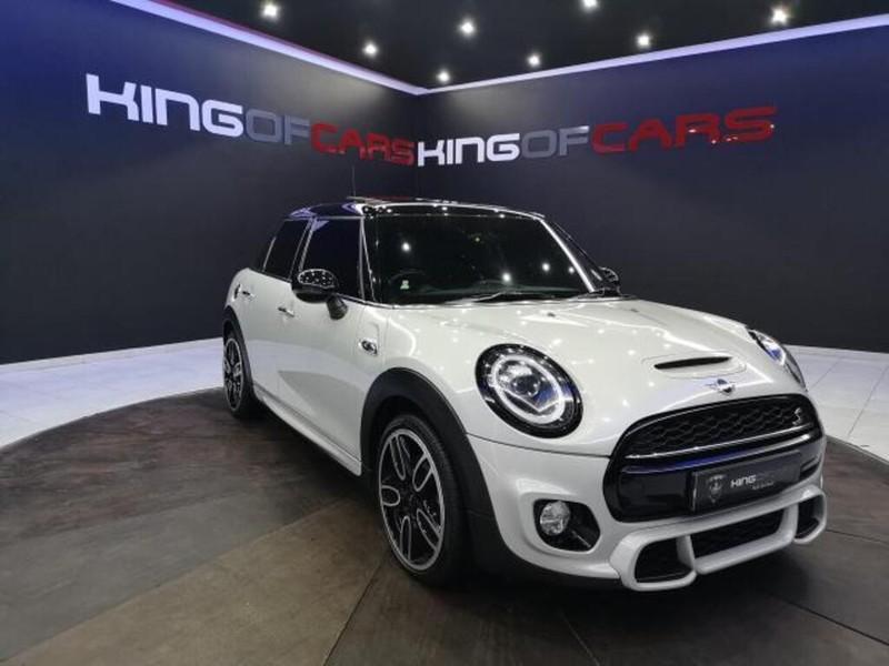 2019 MINI Cooper S Auto Gauteng Boksburg_0