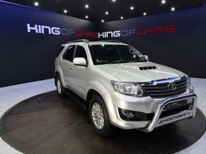 2014 Toyota Fortuner 3.0 D-4D Raised Body Gauteng Boksburg_0