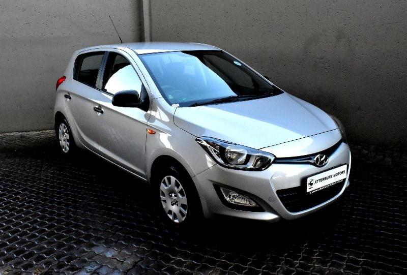 2015 Hyundai i20 1.2 Motion  Gauteng Pretoria_0