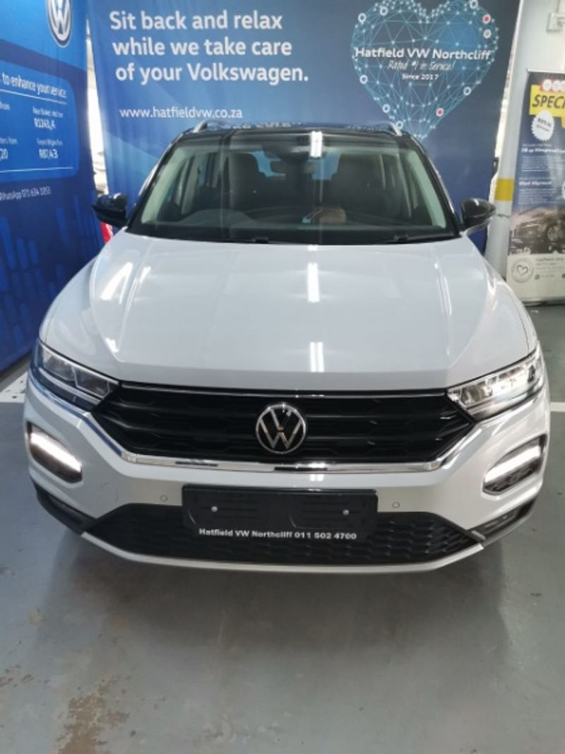 2021 Volkswagen T-ROC 1.4 TSI Design Tiptronic Gauteng Randburg_0