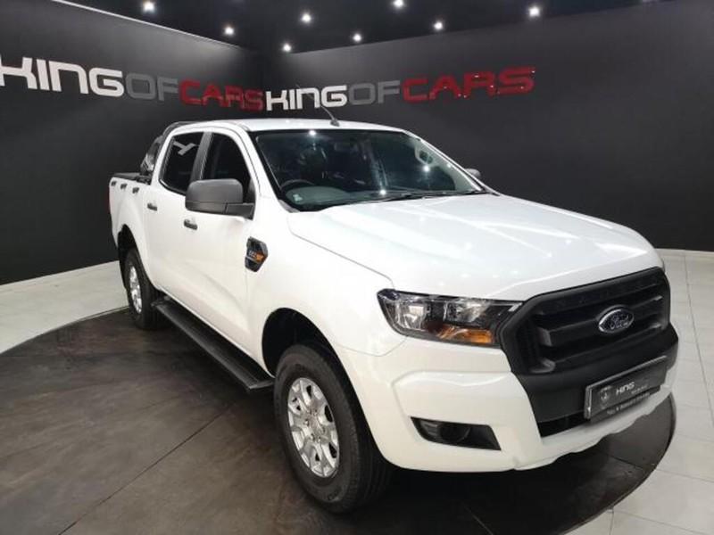 2017 Ford Ranger 2.2TDCi XL Auto Double Cab Bakkie Gauteng Boksburg_0