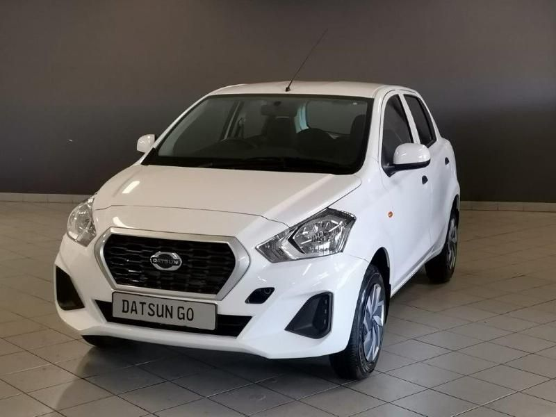 2019 Datsun Go 1.2 MID Gauteng Alberton_0