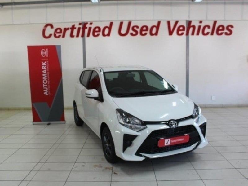 2021 Toyota Agya 1.0 Western Cape Stellenbosch_0