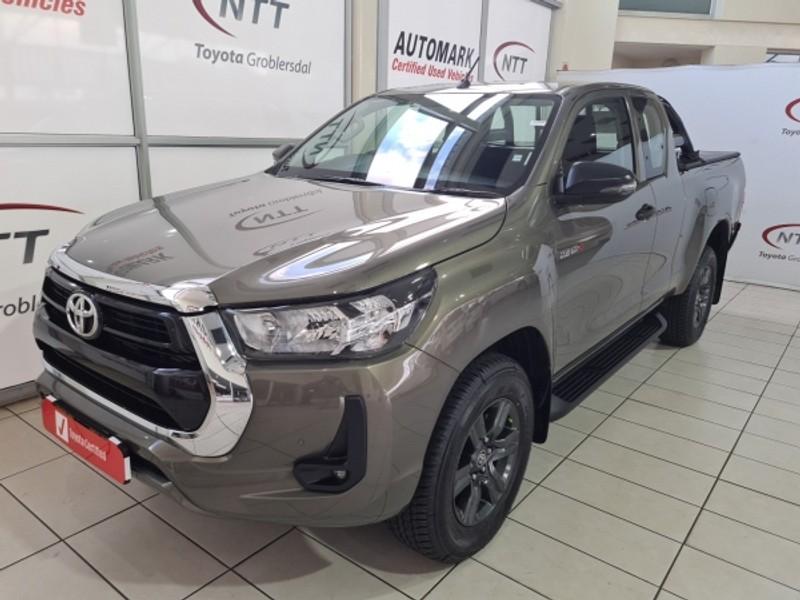 2021 Toyota Hilux 2.4 GD-6 RB Raider PU ECab Limpopo Groblersdal_0