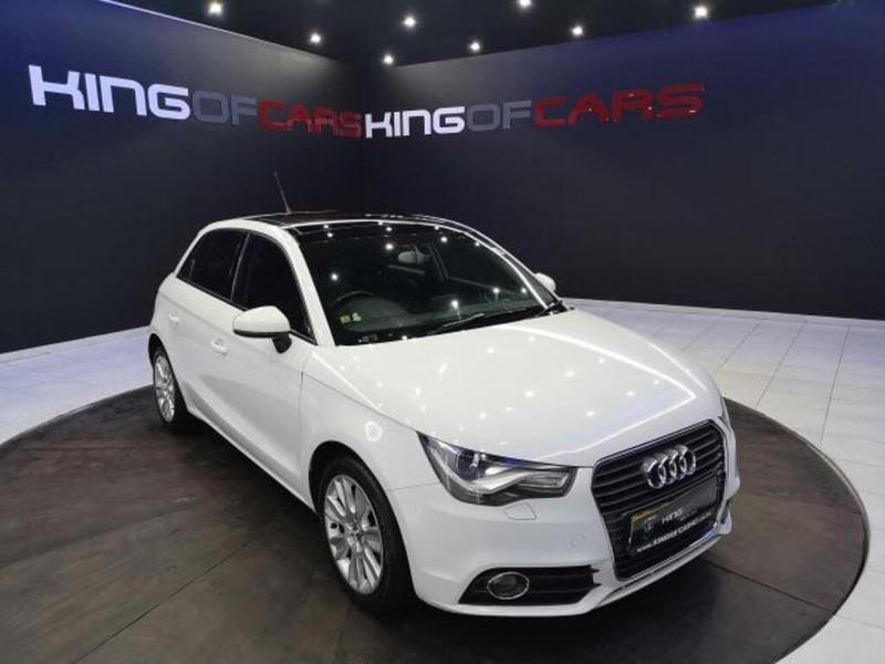 2013 Audi A1 Sportback 1.6 Tdi  Ambition  Gauteng Boksburg_0